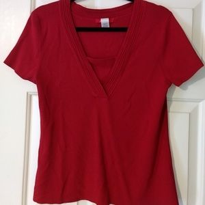 Red layering shell